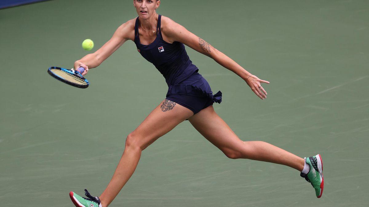 Karolina Pliskova, out de la US Open