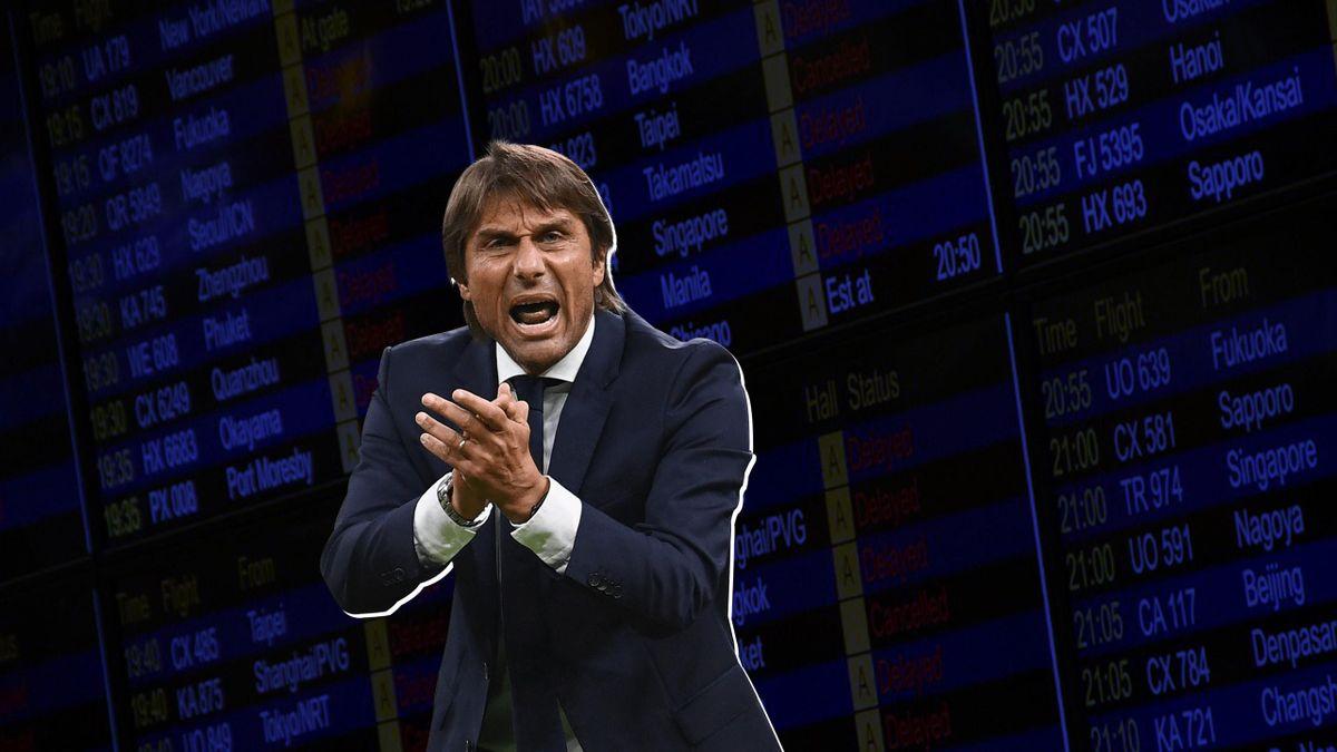 Antonio Conte nu e mulţumit de parcursul lui Inter