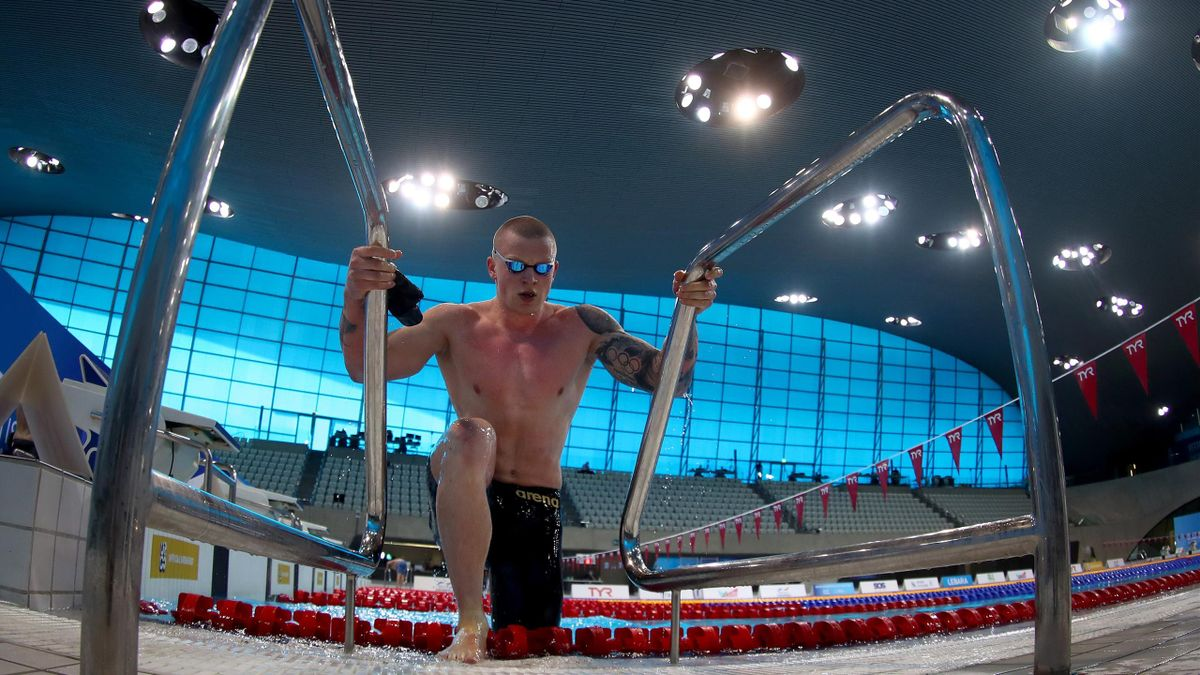 Adam Peaty looked in unbeatable form at the British swimming trials