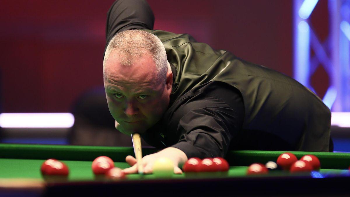 Schlug Ronnie O'Sullivan im Finale der Gibraltar Open: John Higgins