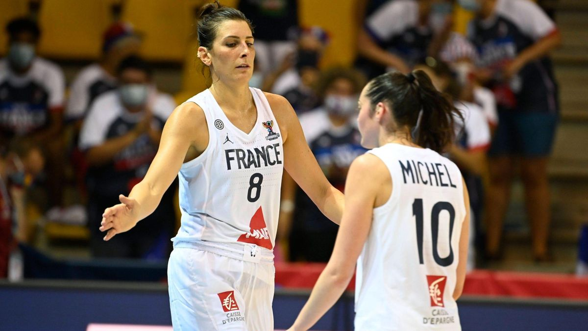 Helena Ciak (France) / Eurobasket 2021