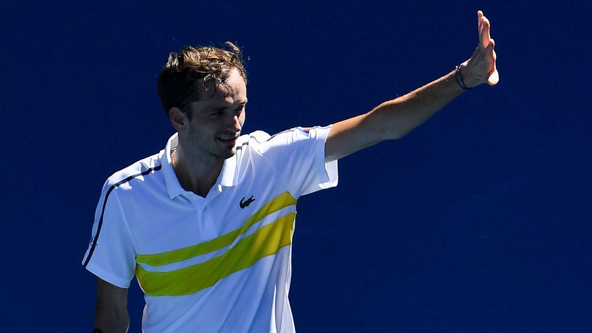 Даниил Медведев, Australian Open-2021