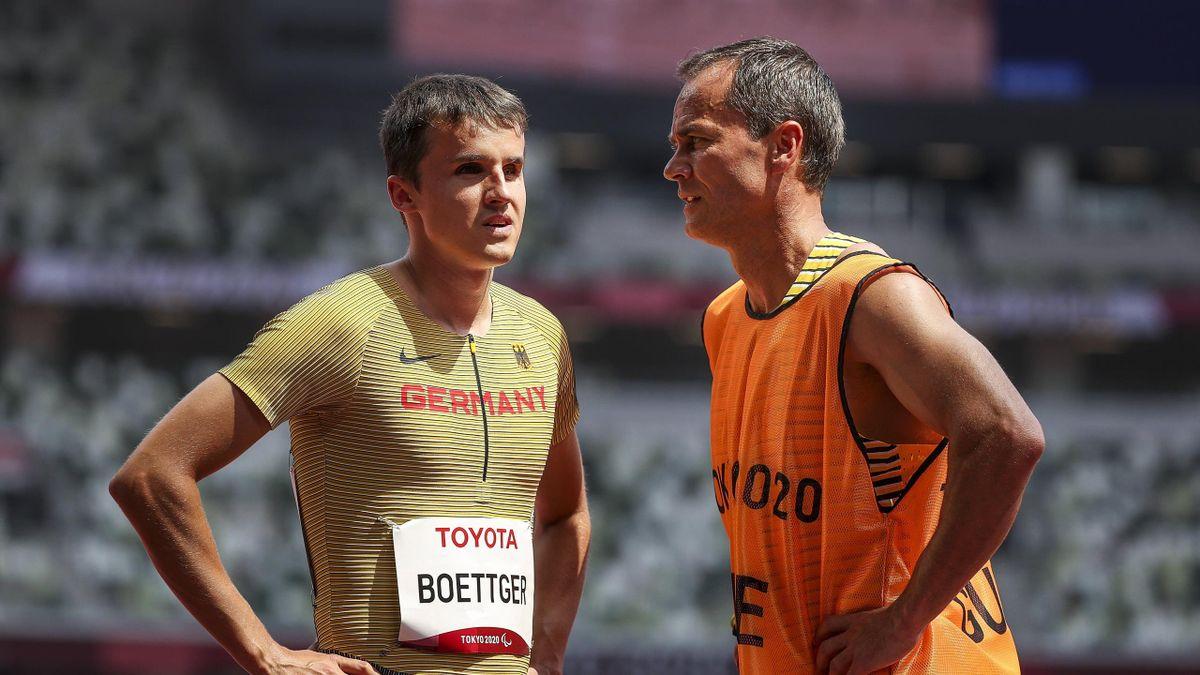 Marcel Böttger (links) und Alexander Kosenkow (rechts)