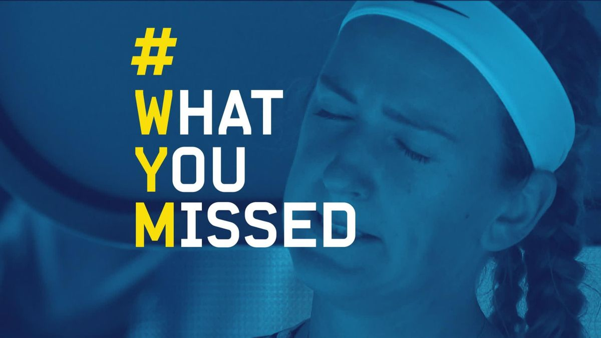 Austalian Open : What you missed