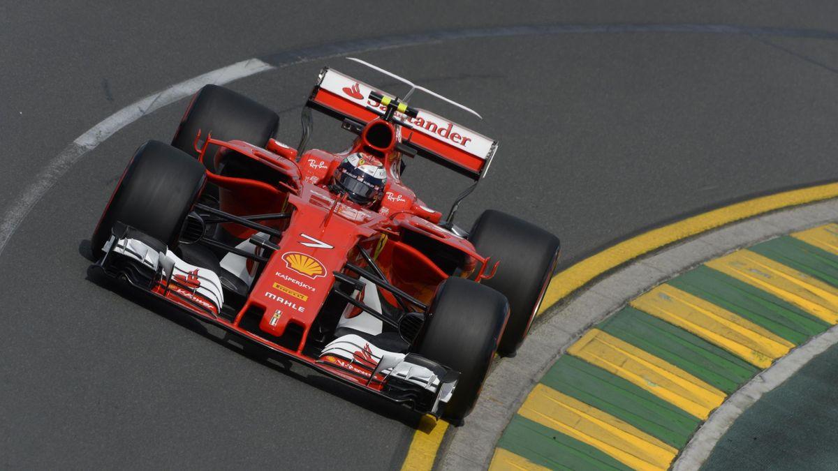 Kimi Räikkönen (Ferrari) - GP of Australia 2017
