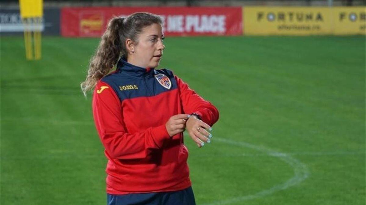 Irina Giurgiu (foto FRF)