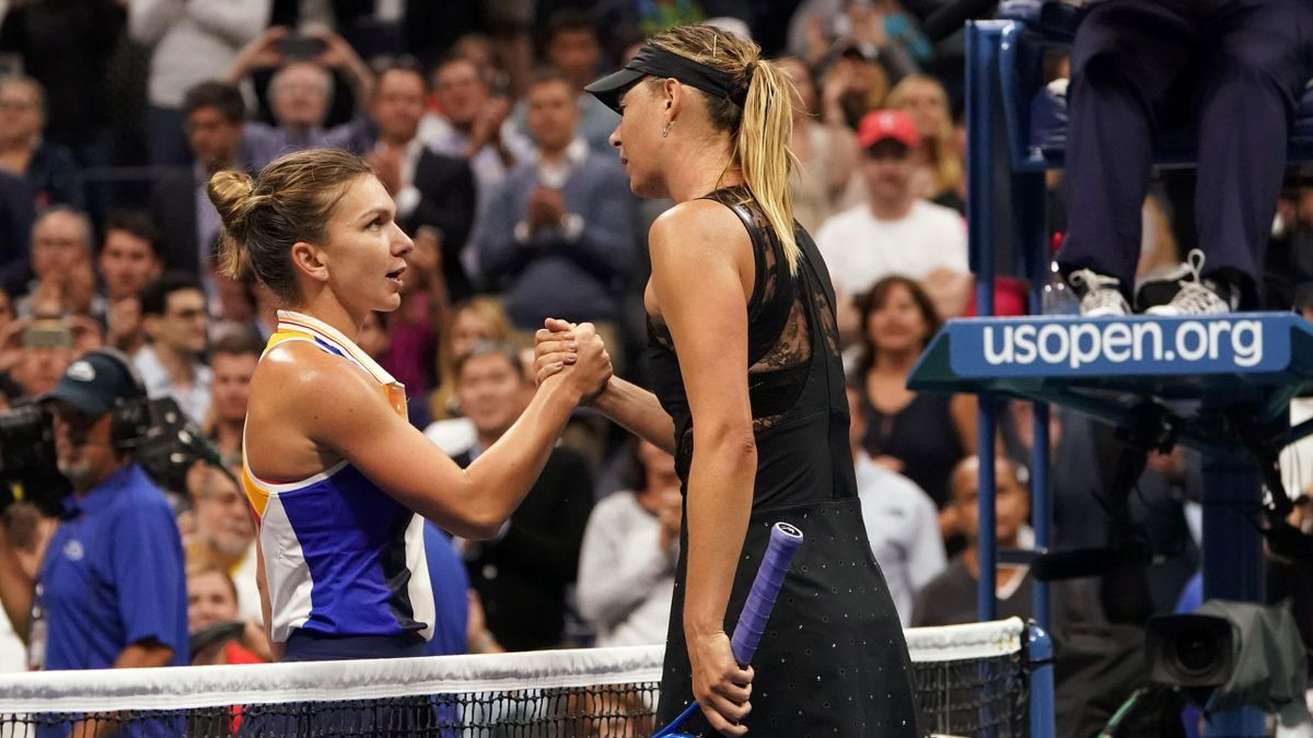 Simona Halep - Maria Sharapova | Tennis US Open 2017