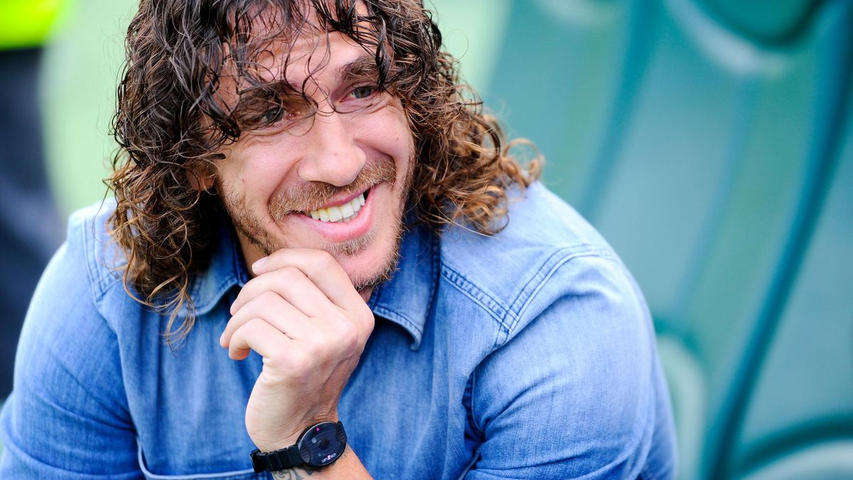 Carles Puyol was a legendary player at Barcelona