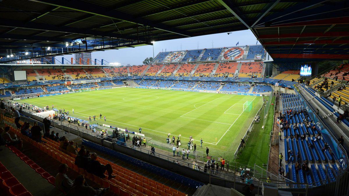 Stade la Mosson, Montpellier Stadium, Montpellier