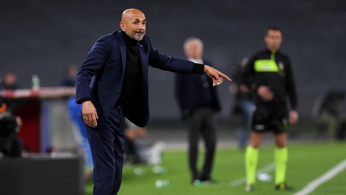 Luciano Spalletti wird neuer Trainer in Neapel