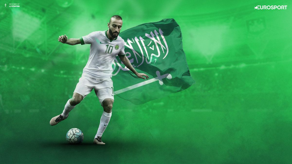 Arabia Saudí - Grupo A - Mundial 2018 Rusia