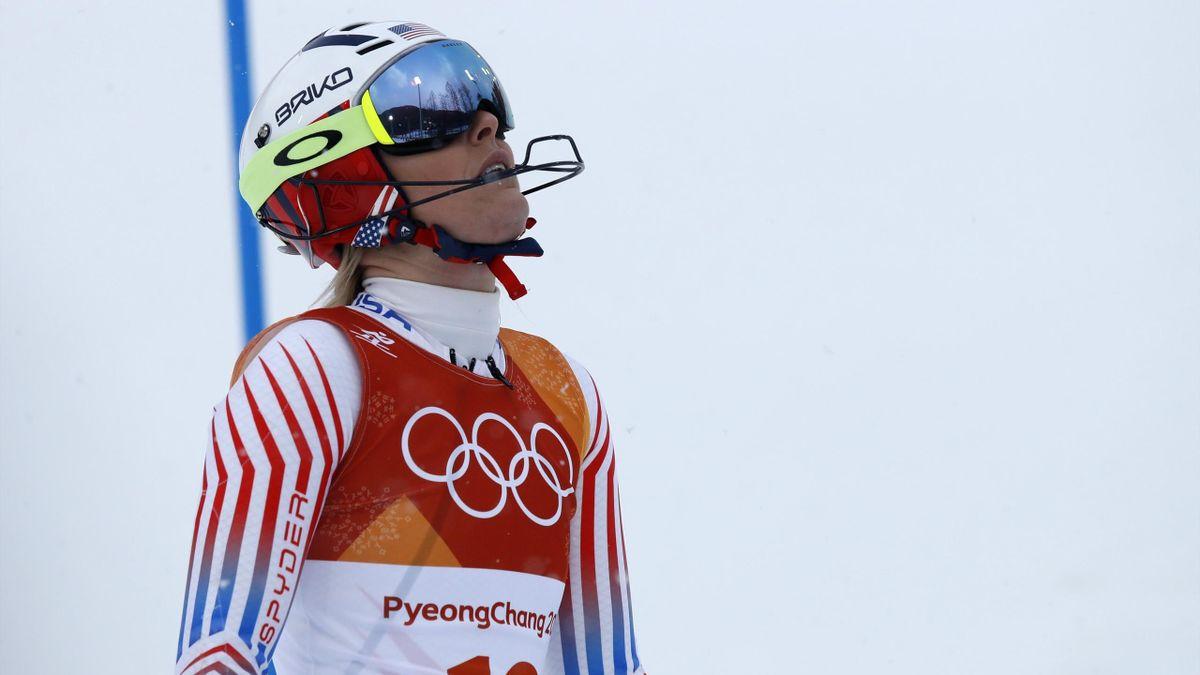 Lindsey Vonn slalom