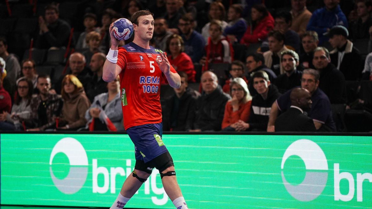 Sander Sagosen (Norvège) en Golden League - 05/01/2020