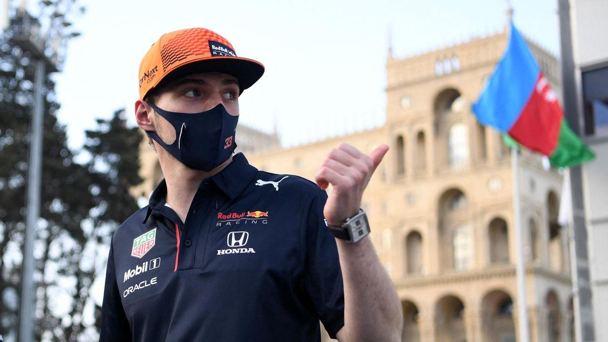 Red-Bull-Star Max Verstappen führt derzeit die WM an