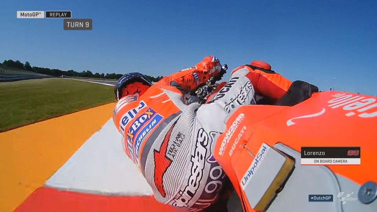 Crash Lorenzo