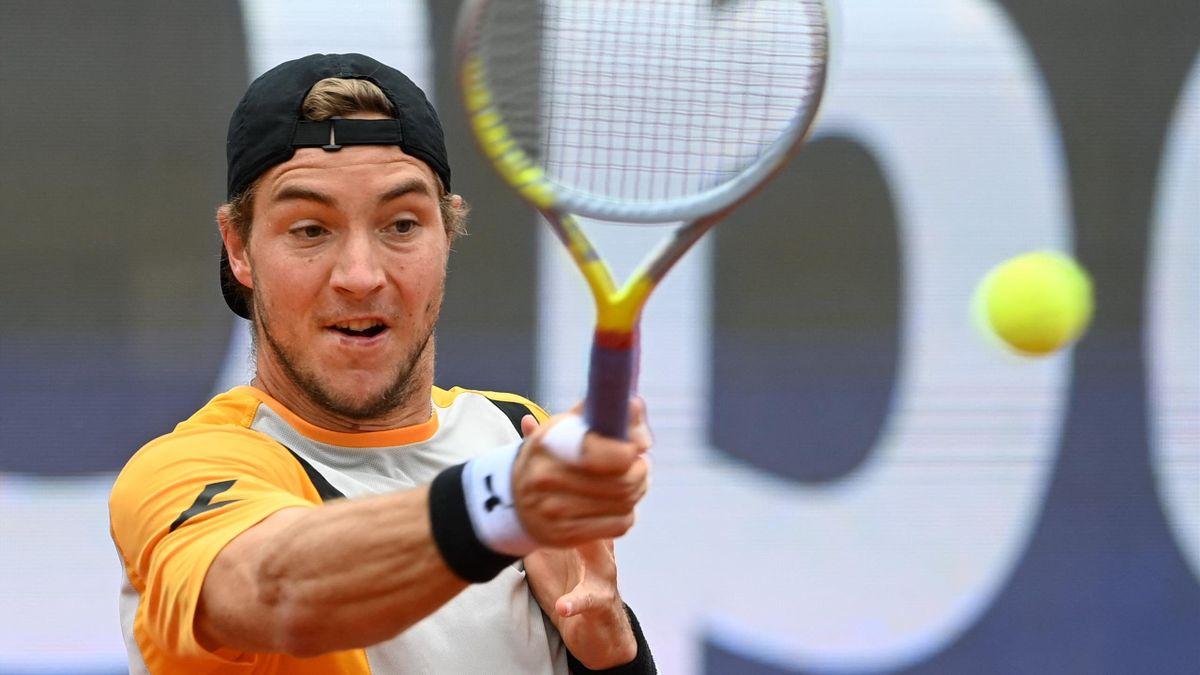 Jan-Lennard Struff ist beim ATP-Masters in Madrid in der ersten Runde ausgeschieden