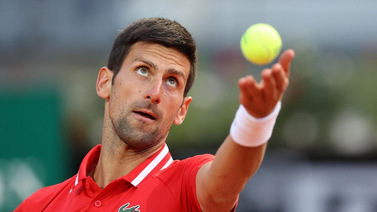 Novak Djokovic (ATP Masters 1000 Roma 2021)