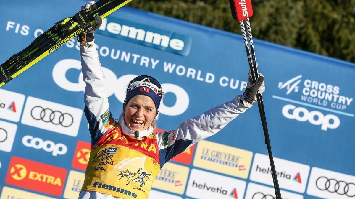 Therese Johaug (Tour de Ski)