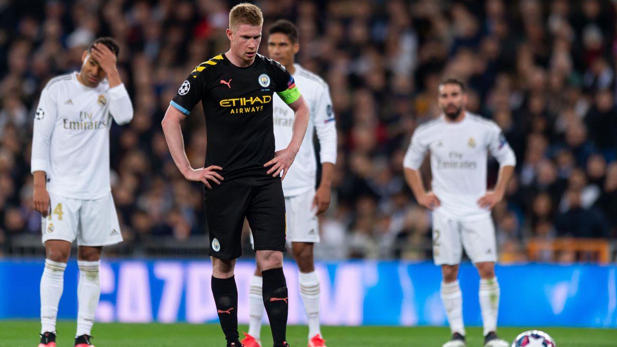 Meciul Manchester City – Real Madrid din optimile UCL, în pericol de amânare