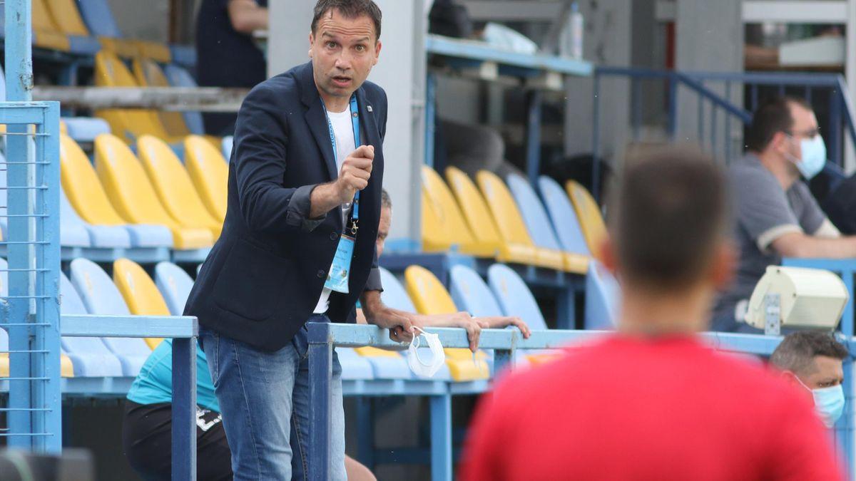 Sorin Paraschiv, team-managerul celor de la Academica Clinceni