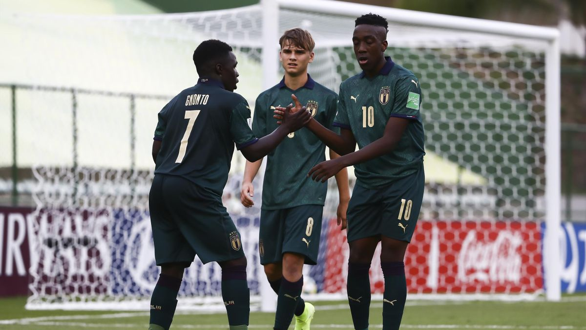 Degnand Gnonto - Solomon Islands-Italy - FIFA U-17 Men's World Cup Brazil 2019 - Getty Images