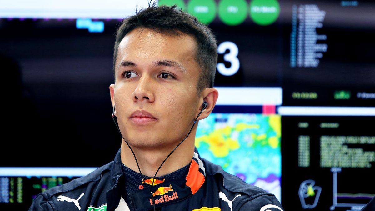 Gewann das erste freie Training in Brasilien: Red Bull-Pilot Alexander Albon