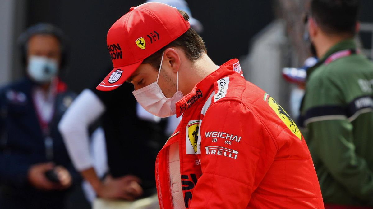 GP Monaco - Ferrari, clamoroso Leclerc! Avaria al semiasse, non ...