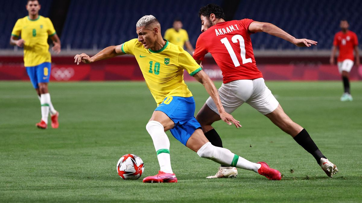 Бразилия – Египет