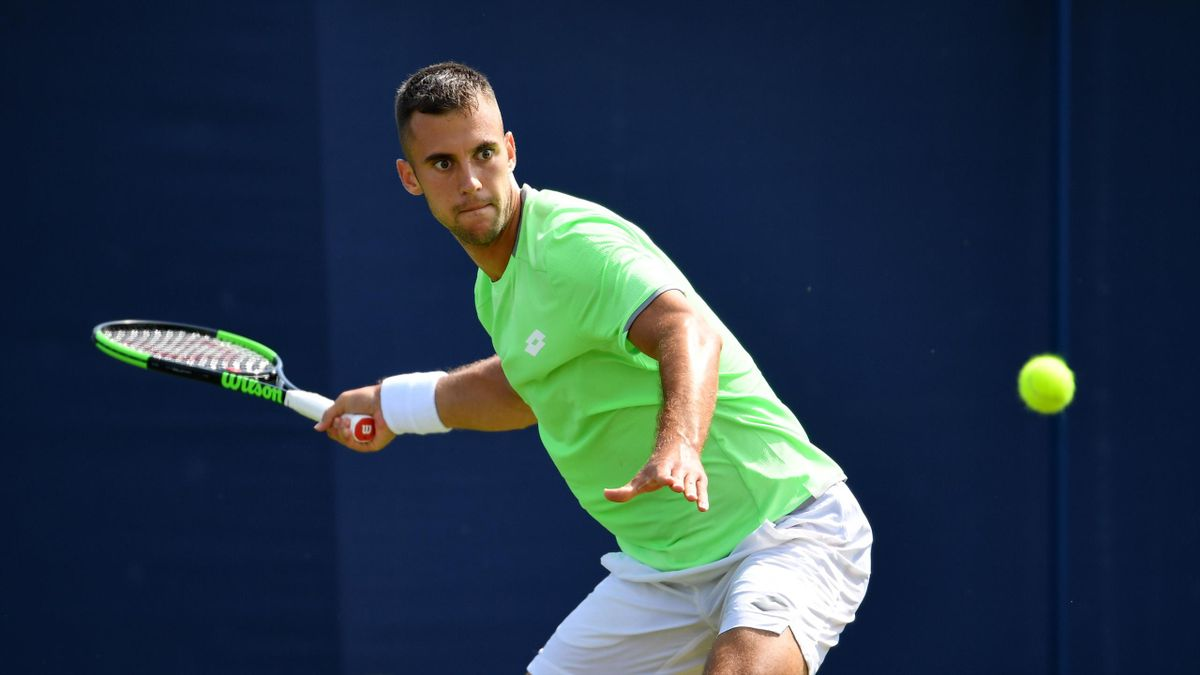Laslo Djere | Tennis | ESP Player Feature