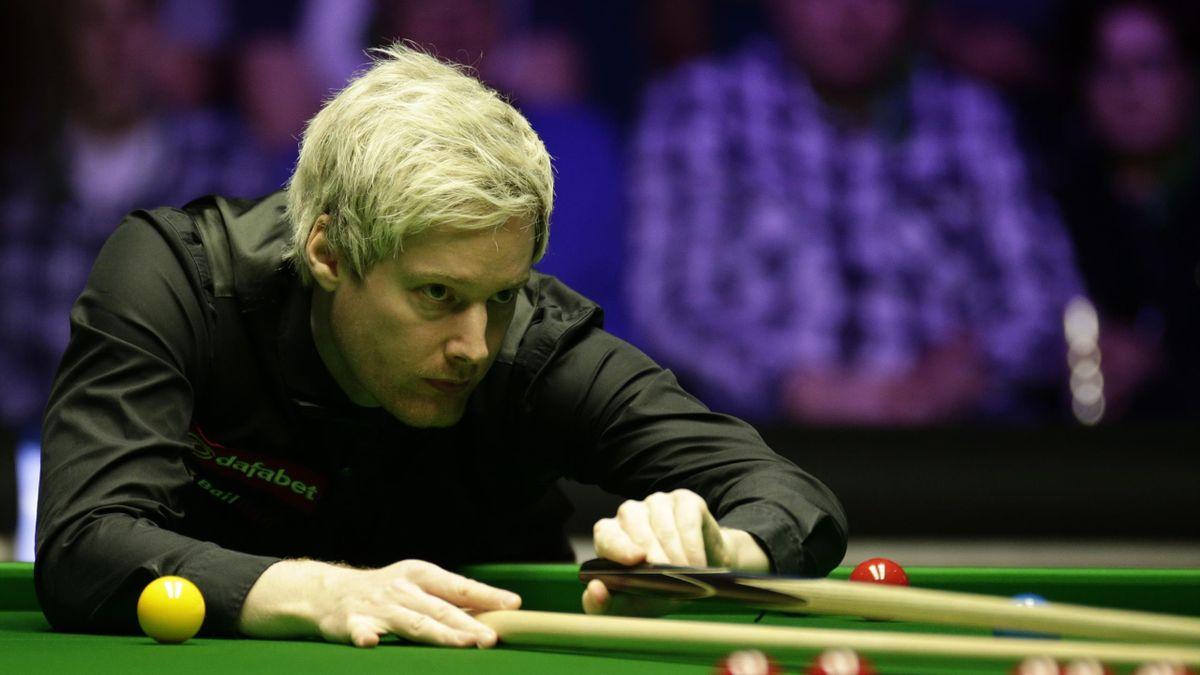 Neil Robertson | Snooker | ESP Player Feature