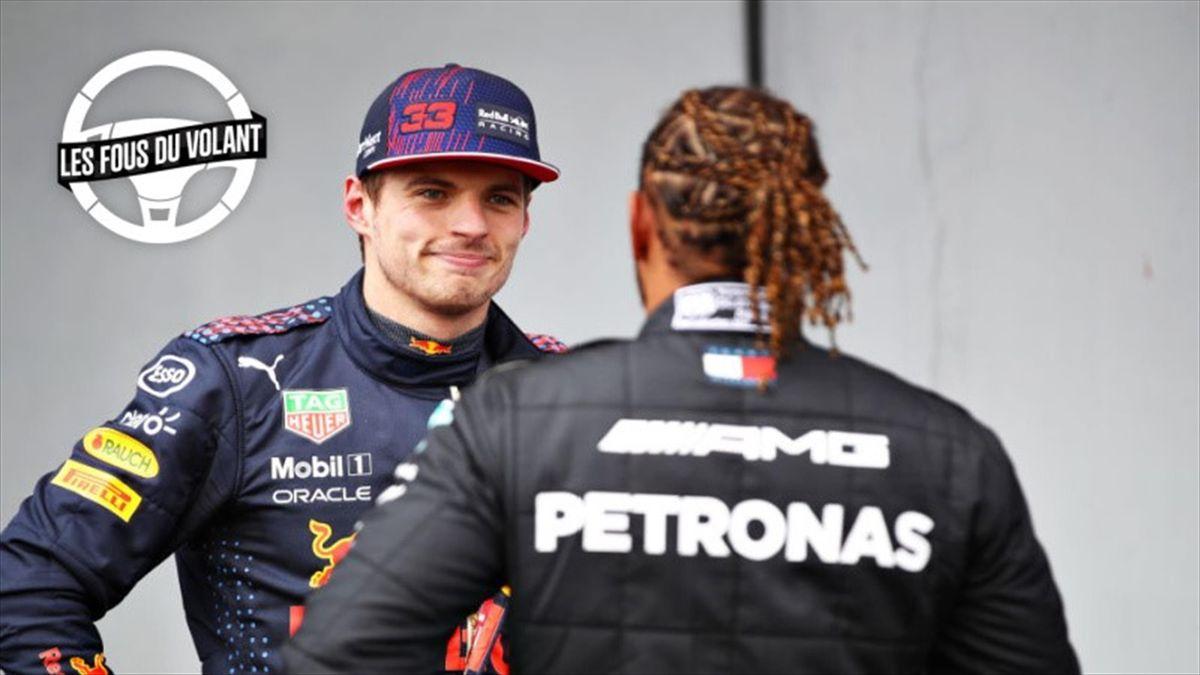"""""""Avec Verstappen et Hamilton, tout est en place pour une fin de saison à la Prost-Senna"""""""