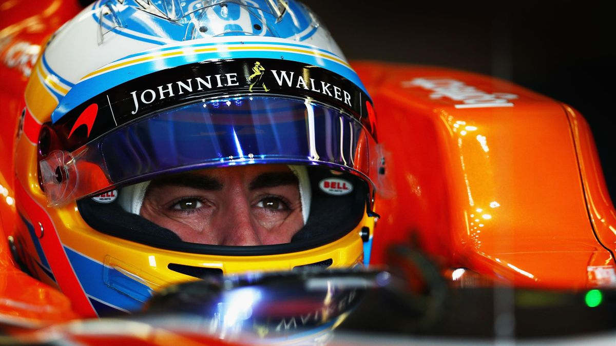 Fernando Alonso (McLaren) - GP of Canada 2017