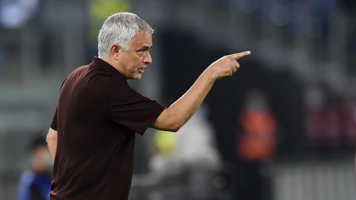 José Mourinho (Roma)