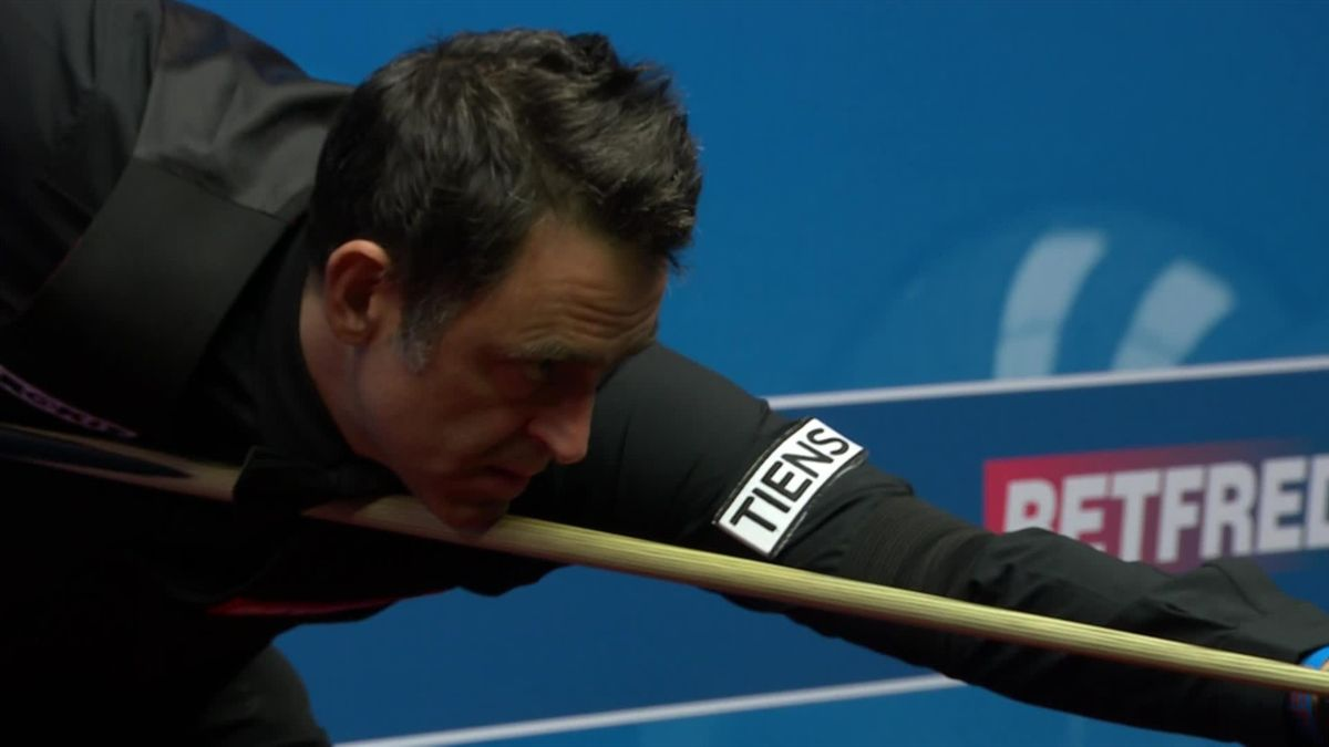 'Hat-trick of centuries!' - O'Sullivan seals victory in style