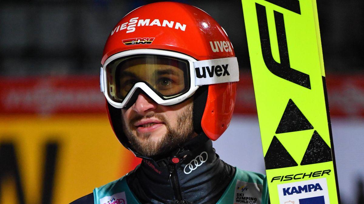 Markus Eisenbichler in Engelberg 2020