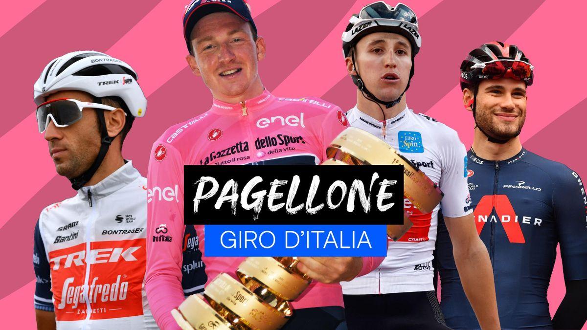 Pagellonne Giro D'Italia 2020