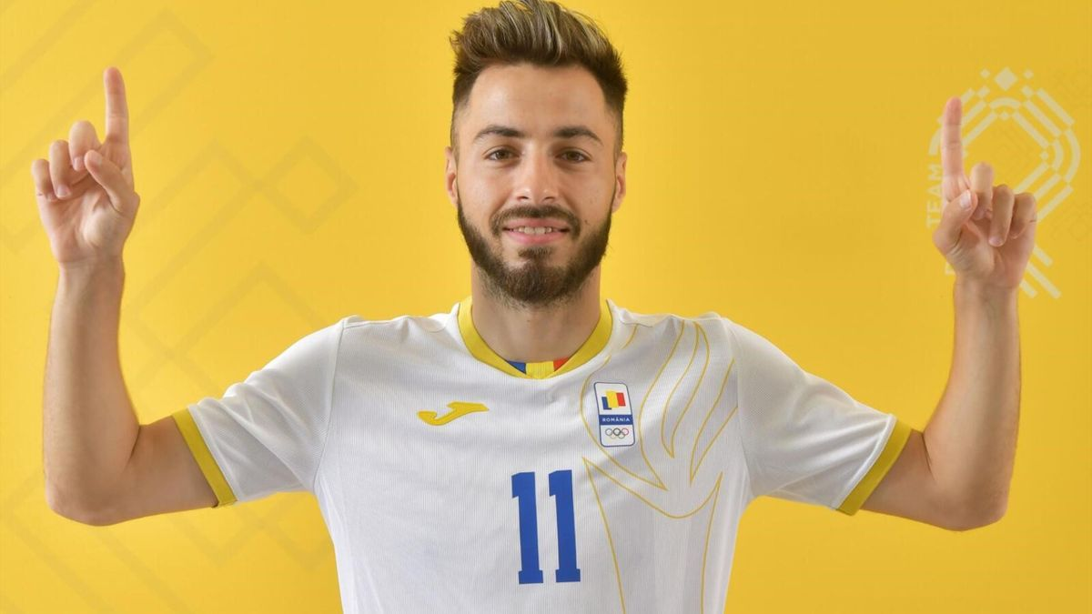 Andrei Ciobanu (Romania U21)