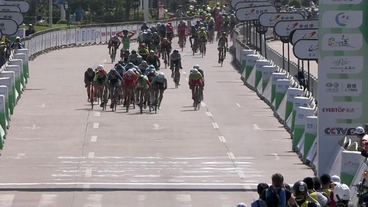 Tour Of Hainan - Stage 4