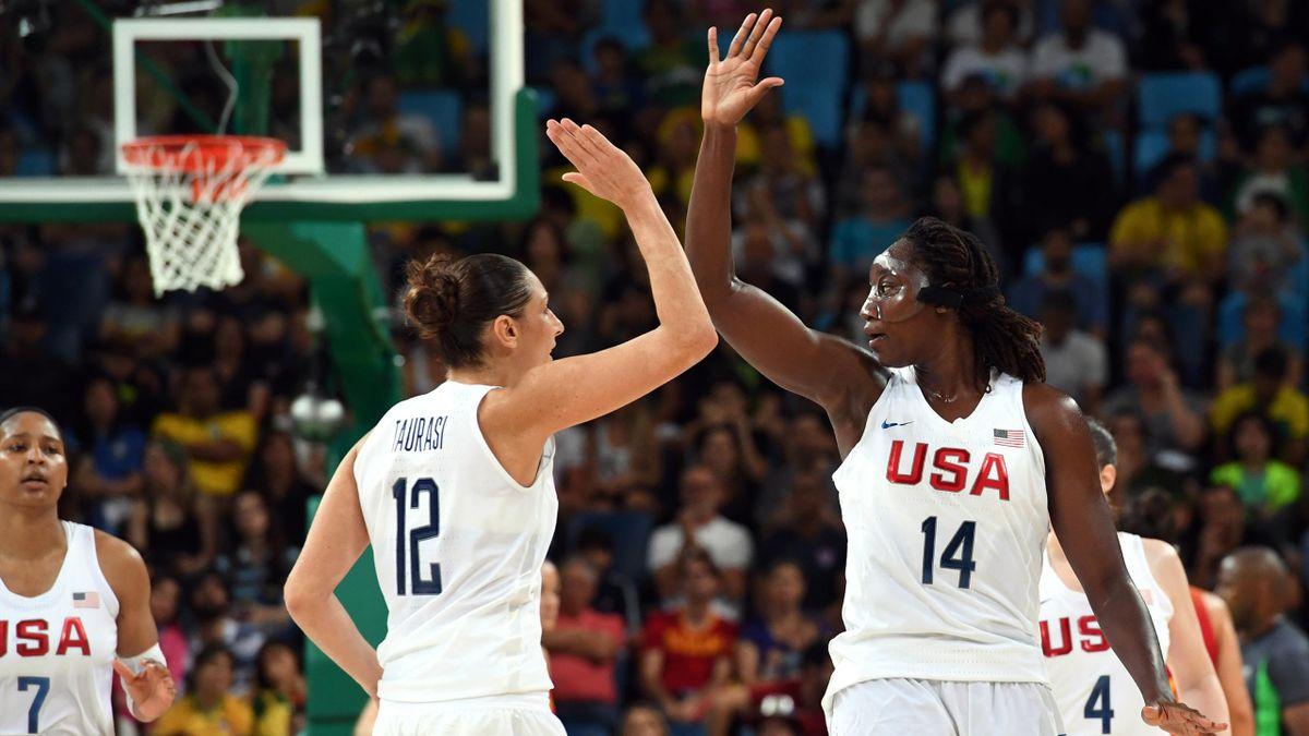 Wieder Gold für die Basketballerinnen vom Team USA