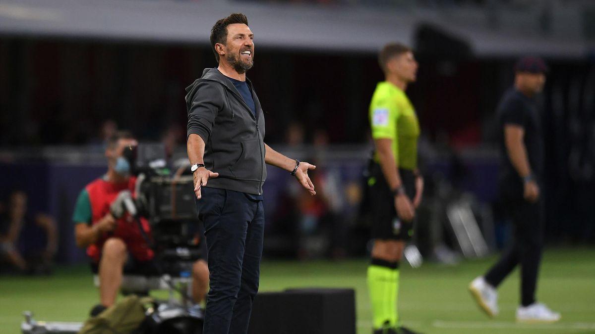 Hellas Verona trennt sich von Eusebio Di Francesco