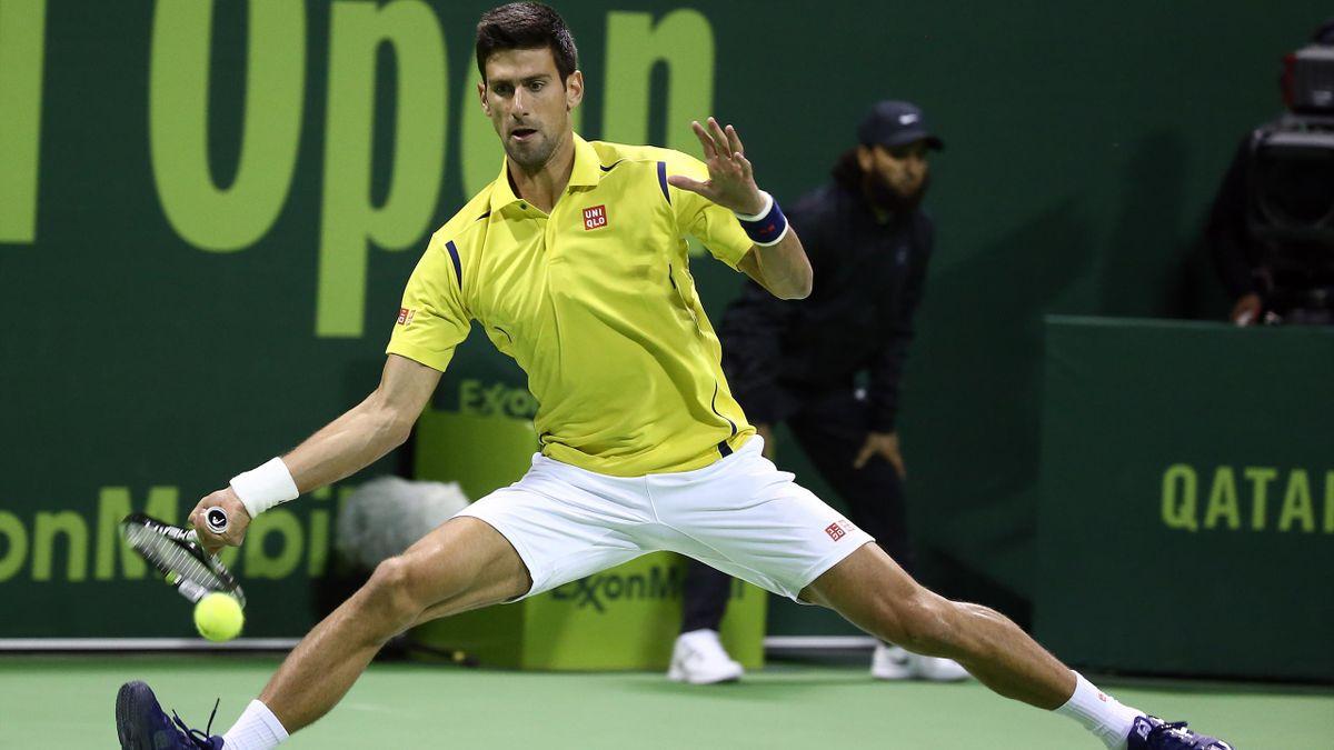 Djokovic, en el ATP Doha