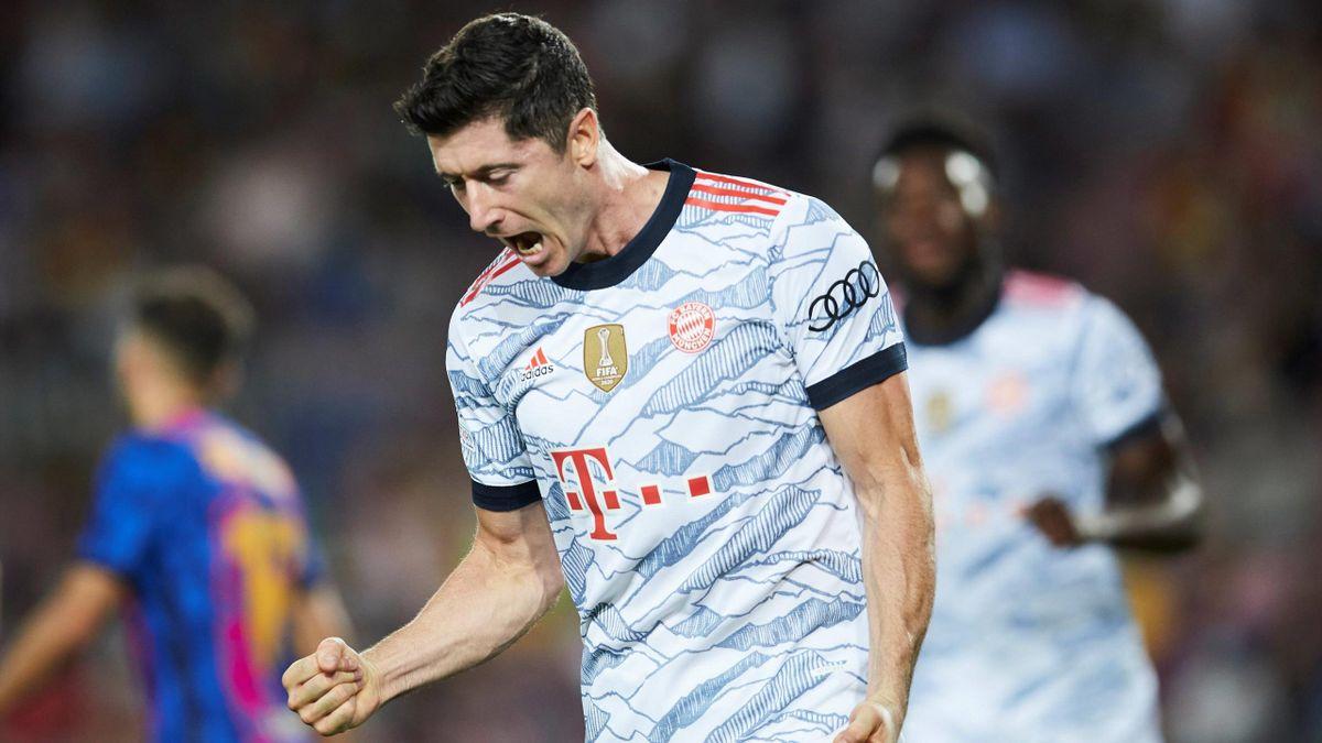 Robert Lewandowski - FC Bayern