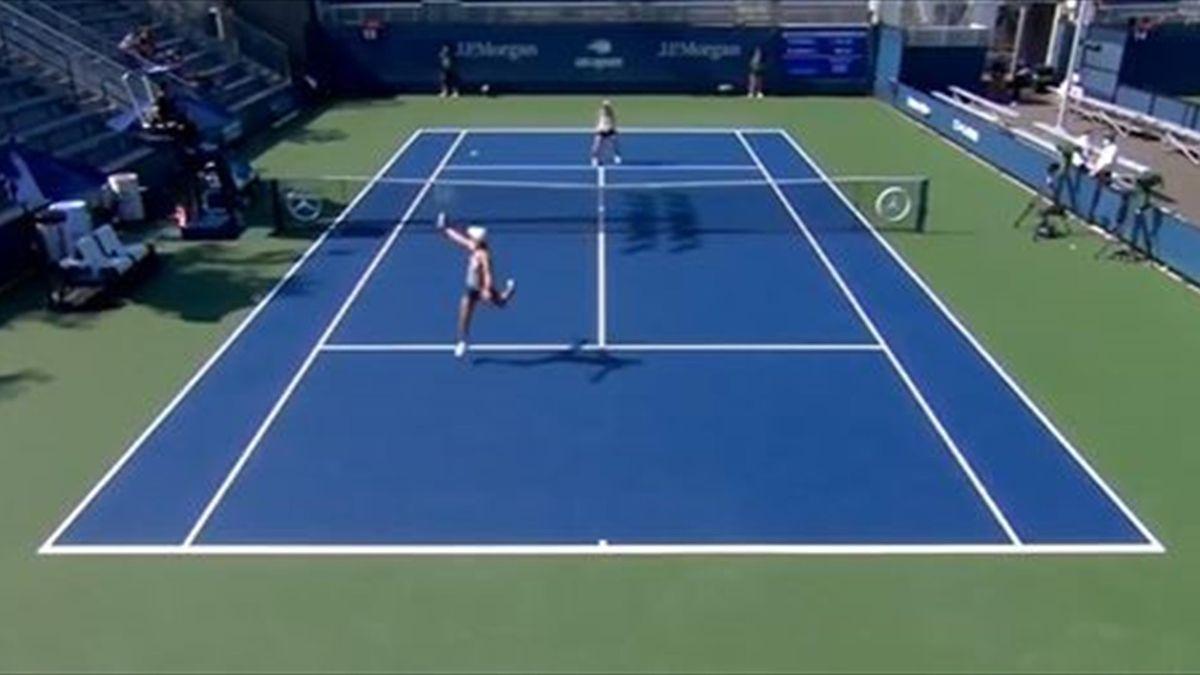 US Open   Geweldig punt helpt Gerlach niet in jacht op plekje in hoofdtoernooi