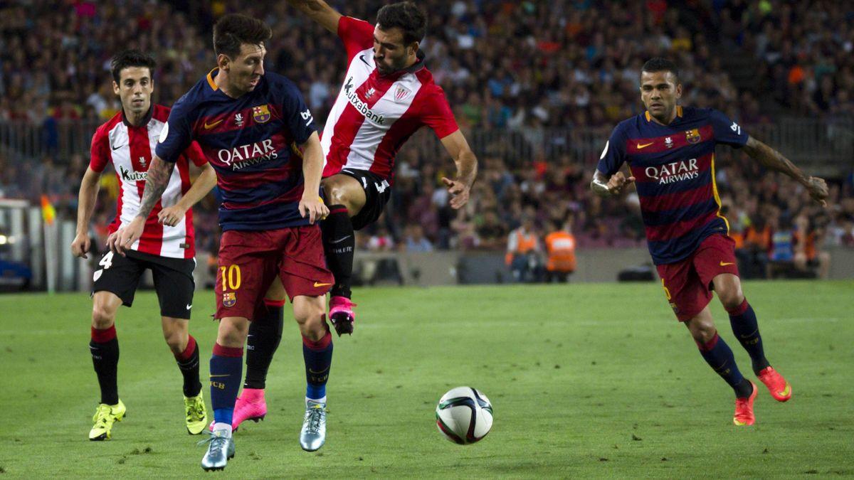 Lionel Messi und der FC Barcelon verpassen das Wunder im spanischen Supercup