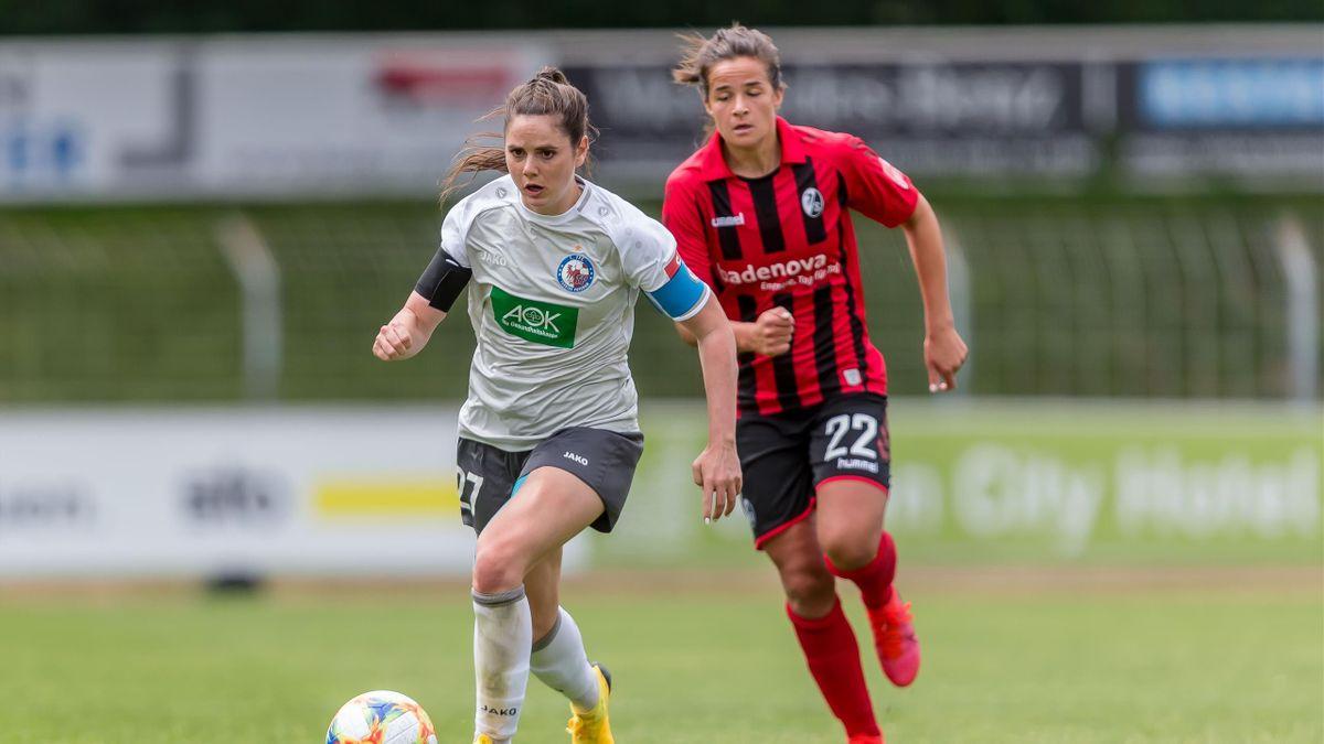 Sarah Zadrazil wechselt von Turbine Potsdam zum FC Bayern