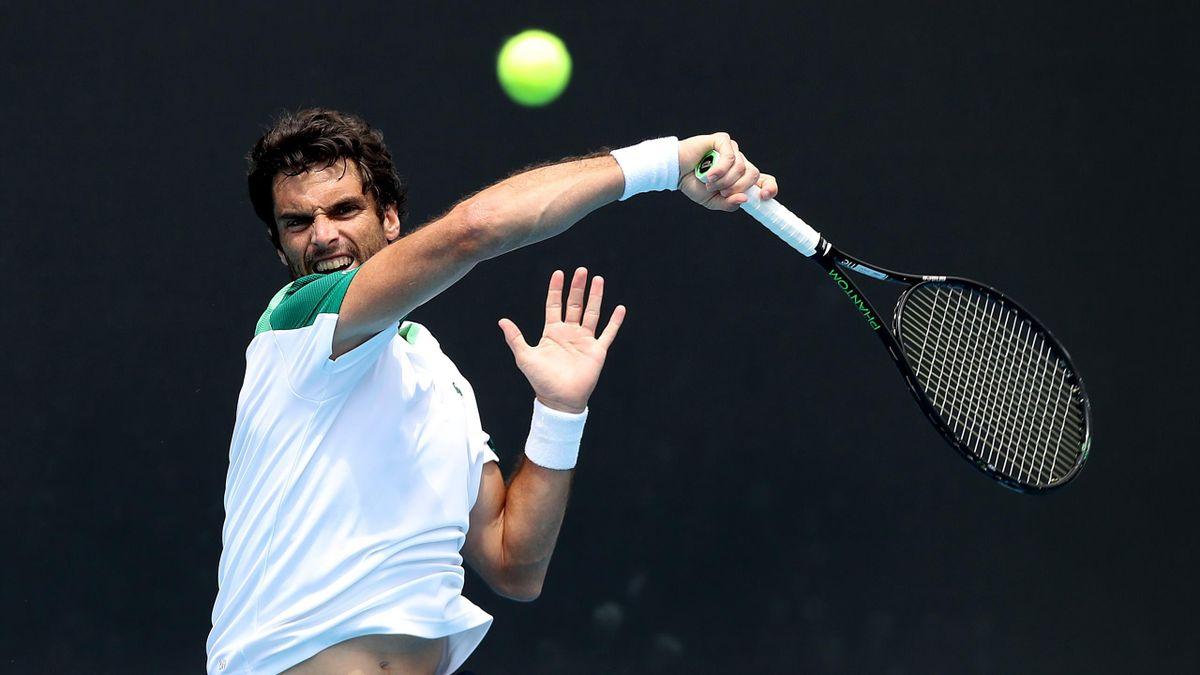 Pablo Andujar, en el Open Australia 2021