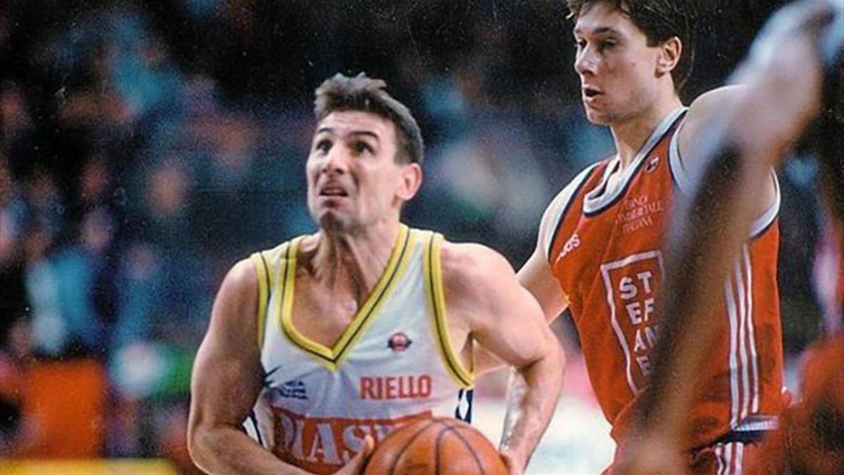 Mike Iuzzolino, Mash Verona 1996-97