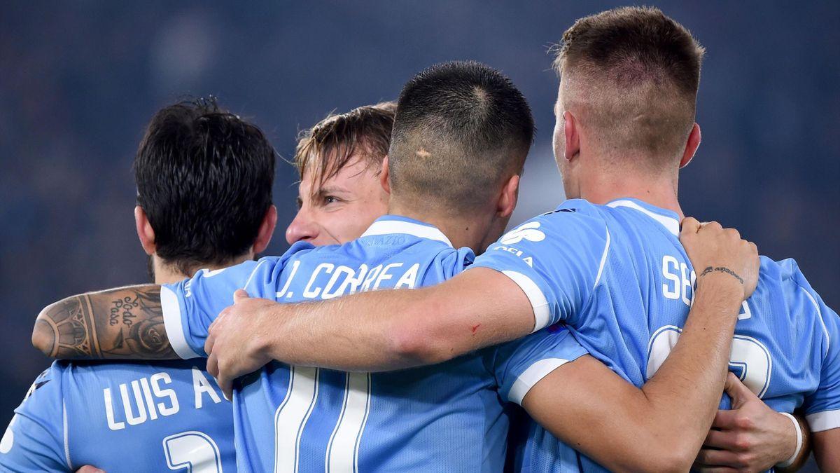 Milinkovic Savic - Lazio-Juventus - Serie A 2019/2020 - Getty Images