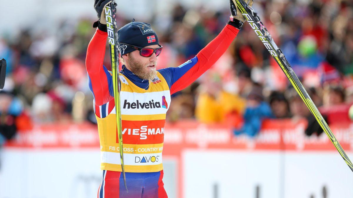 Sundby gewinnt das bislang längste Weltcup-Rennen