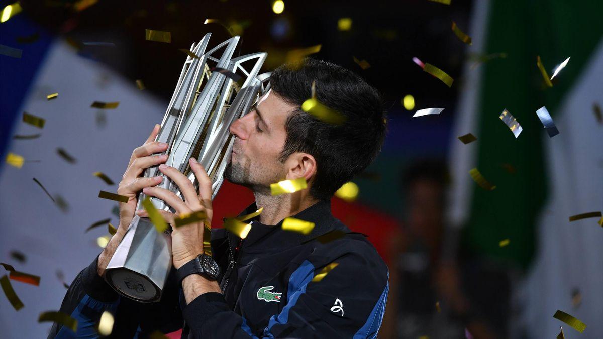 Novak Djokovic (ATP Masters Shanghai 2018)